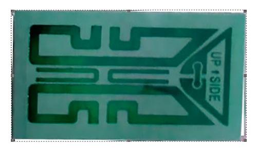 наклейка-стикер для усиления сигнала