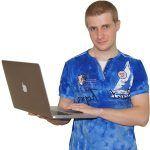 Как заработать в Интернете, история Дмитрия Воробьёва