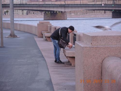 Рыболов, Санкт-Петербург