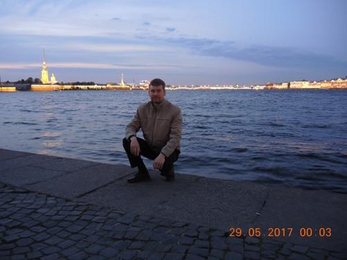 Санкт-Петербург, Андрей Хвостов