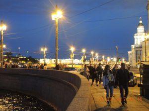Санкт-Петербург, день города-2017