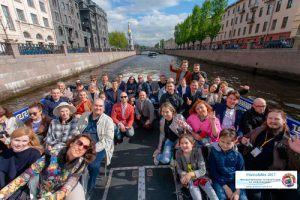 Водная прогулка по каналам Санкт-Петербурга
