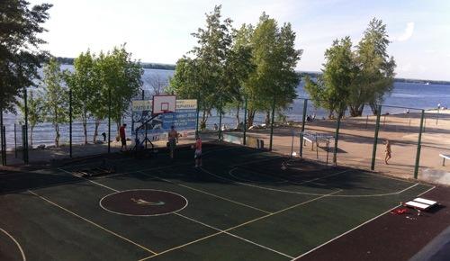 Баскетбол любительский в Самаре