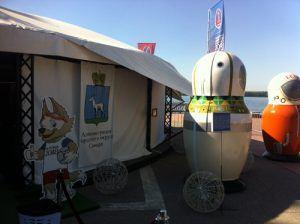 Матрёшки, Самара-2017