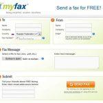 Как отправить факс с компьютера через Интернет