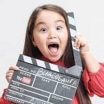 Аминка Витаминка - маленький блогер