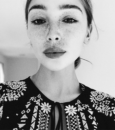 Черное-белое фото