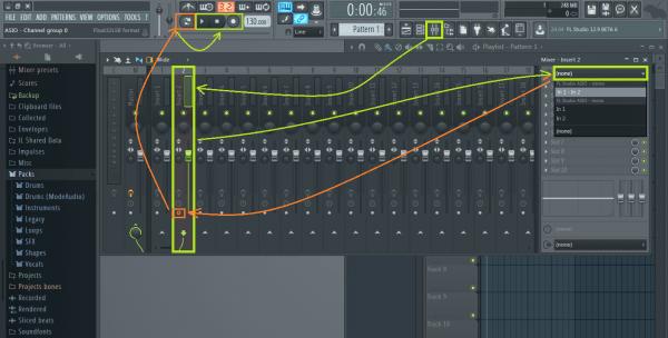 Как записать голос в Fl Studio 12