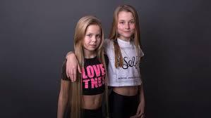 Девушка и ее сестра