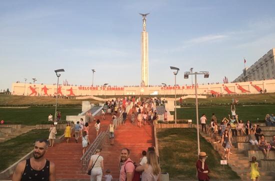 Чемпионат мира по футболу в Самаре-4