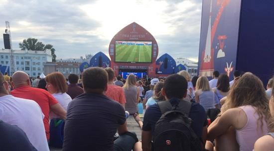 Чемпионат мира по футболу в Самаре-2