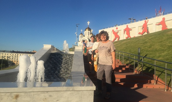 Самарский фонтан-2018-2