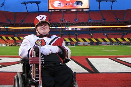 Патрик Генри Хьюз, инвалидность, это не приговор