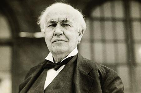 Томас Эдисон изобретатель и предприниматель