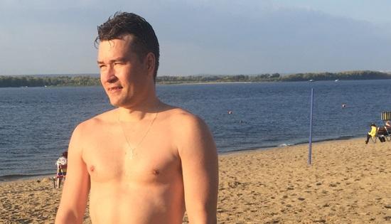 Андрей Хвостов, Самара 2018