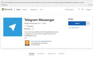 регистрация в телеграм