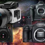 Лучшие фотоаппараты для профессиональной съемки