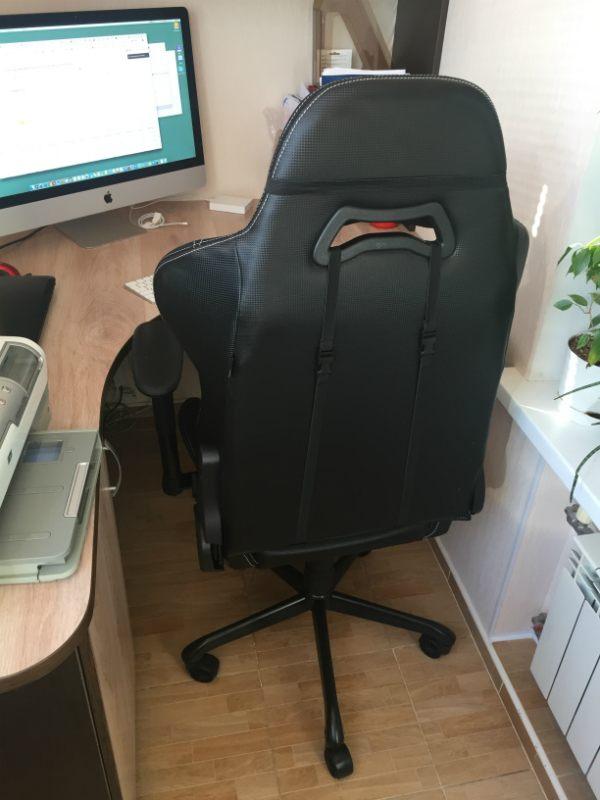 Кресло игровое Arozzi Torretta XL