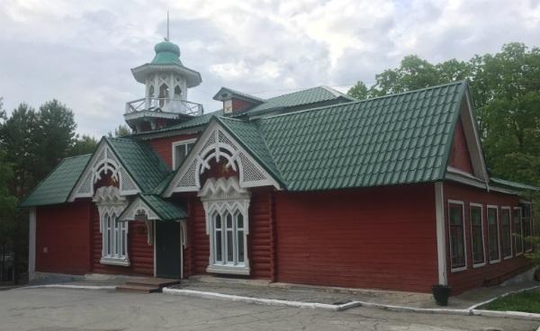 Управление самарского санатория Волга