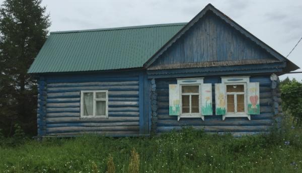 Дом в деревне-2