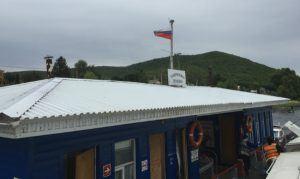 Пристань Гаврилова поляна