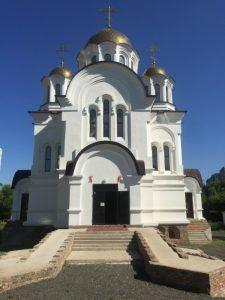 Храм Святой Троицы в Самаре