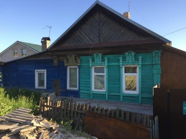 Посёлок Шмидта в Самаре