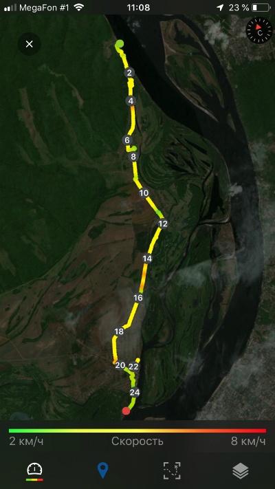 Пешком по Самарской Луке