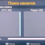 Как подключить приставку на 20 каналов к телевизору