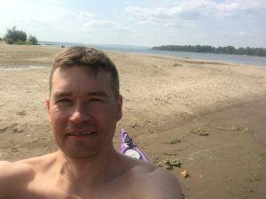 Андрей Хвостов, каяк-4