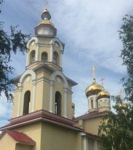 Самарская церковь