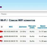 Как узнать сколько подключено к моему WiFi, способы определения