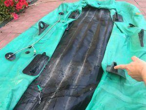 Надувная лодка Язь-2