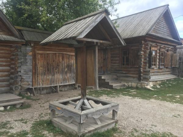Дом-музей Репина в Ширяево