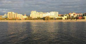 Волга в сентябре
