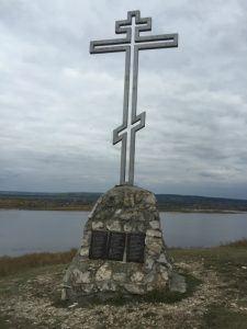 Монастырская гора в Ширяево