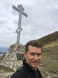 Монастырская гора в Ширяево-2