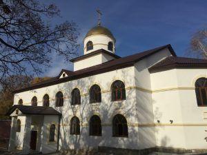 Храм в Управленческом