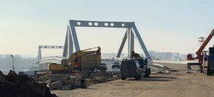 Мост через реку Самара