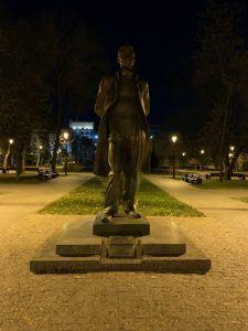 Дмитрий Шостакович в Самаре
