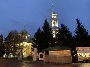 Храм в Царевщине