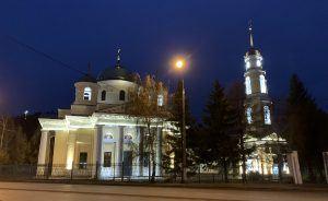 Храм в Царевщине-2