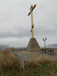 Крест на Царёве кургане-2