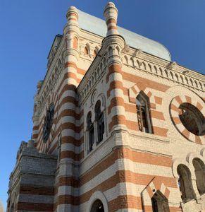 Самарская синанога - самая большая в Поволжье