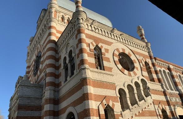 Самарская синанога - самая большая в Поволжье-4