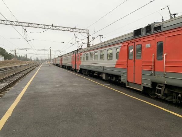 Железнодорожная станция Курумоч