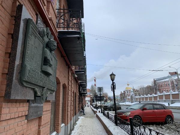 Пивоваренный завод Жигулёвский