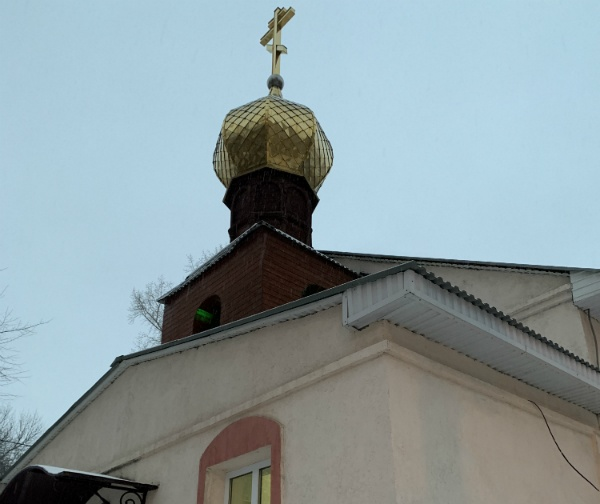 Самарский храм-2