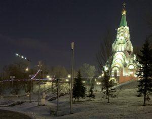 Самарский храм-4