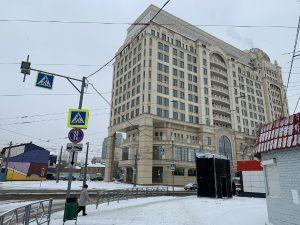 Самарский отель Лотте
